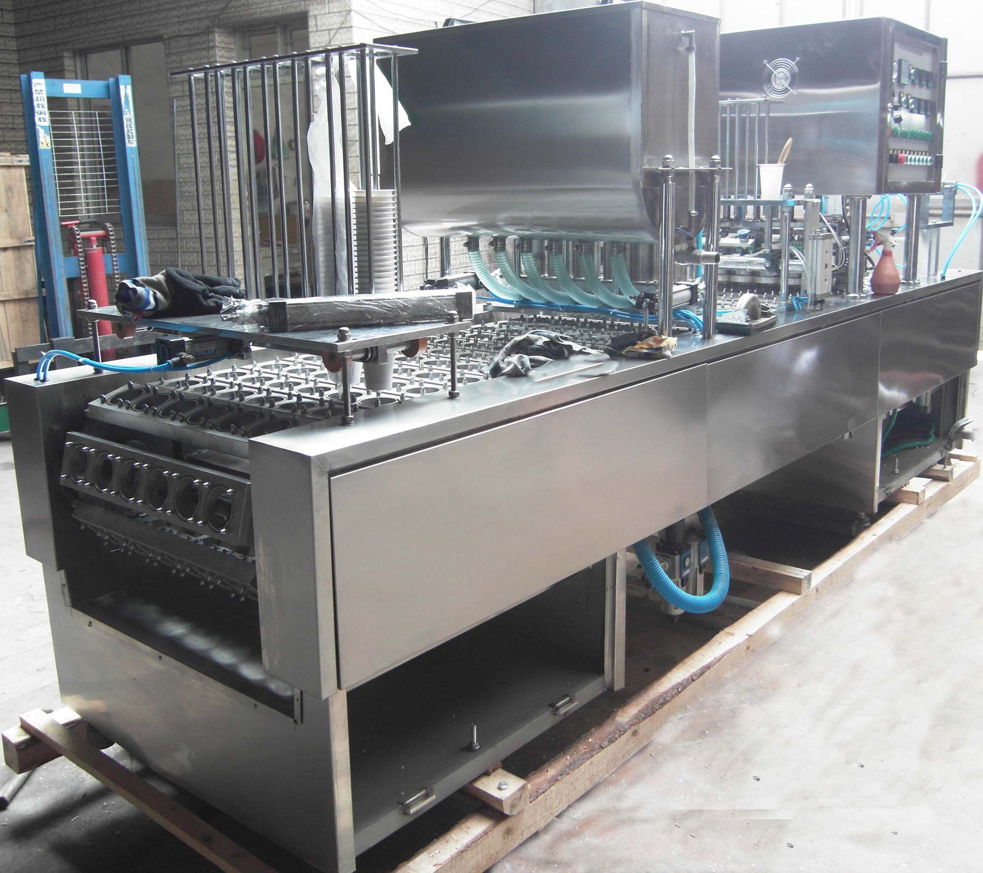 Yogurt Cup Filling Machine(BF-H6)