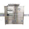 Glass Jar Honey Filling Twist Off Capping Labeling Machine
