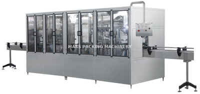 4-8L Linear Mineral Water Filling Line(ZCGF4-4-1)