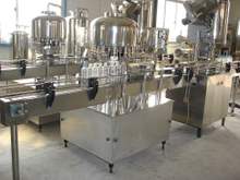 Linear Water Filling Line