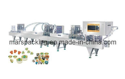 Three-Color Jelly Filling Sealing Machine